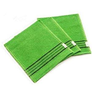 3个装搓澡巾