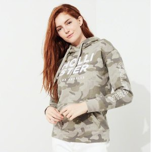 This Weekend Only! $20Hoodie @ Hollister