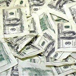 $13.99 财富的象征Money Mints 百元大钞薄荷糖 100包装 每包2颗