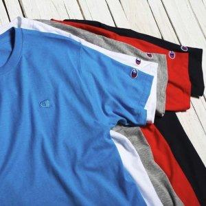 低至2.5折+额外6折+免邮白菜价:Champion官网 T恤,卫衣,裤装等折上折
