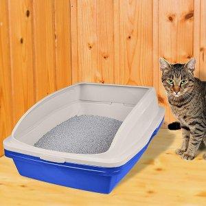 $12(原价$22.19)Van Ness 猫砂盆 猫咪们的小厕所 铲屎官的铲屎圣地