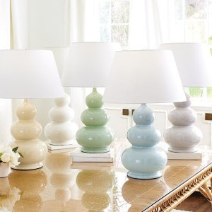 低至8折 新品也参加Ballard Designs 设计师家居 海量璀璨灯具优惠热卖