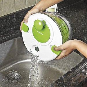 $19.99(原价$24.99)Cuisinart 沙拉果蔬沥干器 生活实用小厨具 操作简单又方便