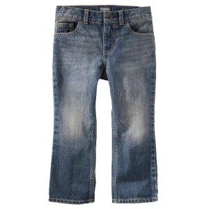 Oshkosh男小童牛仔裤