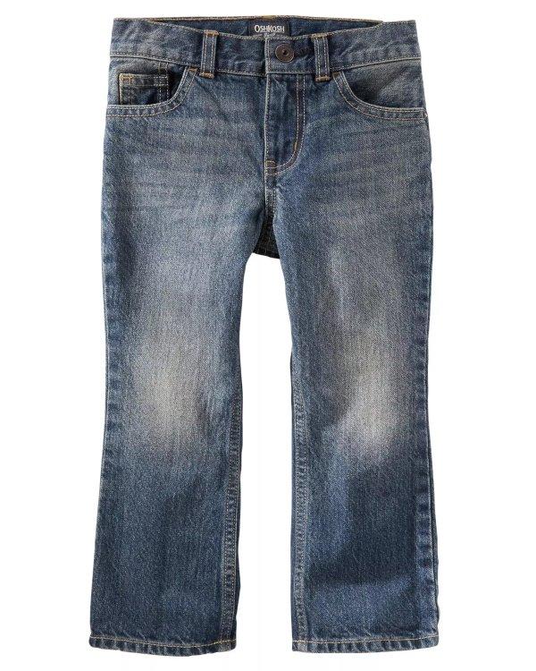 男小童牛仔裤