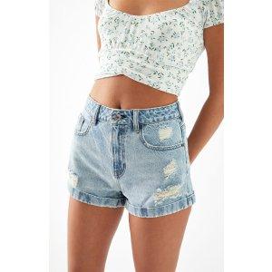 Pacsun牛仔短裤