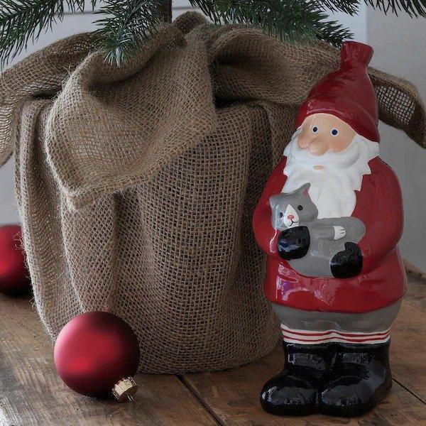 圣诞老人装饰摆件