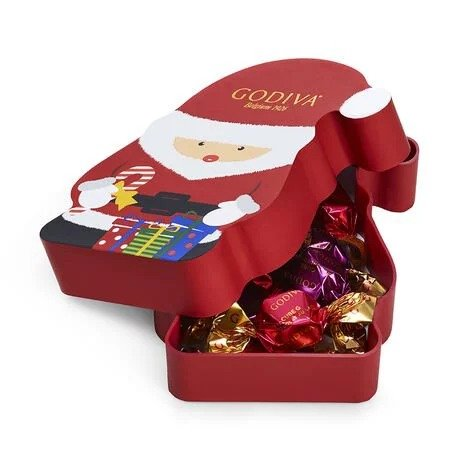 圣诞老人松露巧克力礼盒 8颗