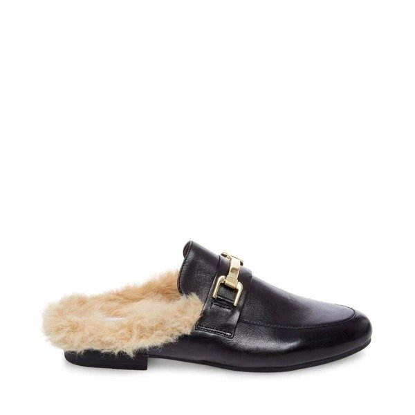 毛毛穆勒鞋