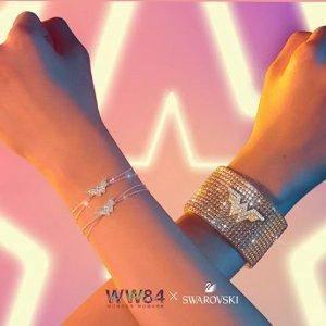 新品上市 项链仅€69Swarovski 神奇女侠联名 你也可以是 Wonder Woman