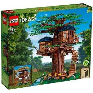 LegoIdeas 树屋 21318