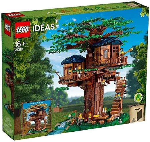Ideas 树屋 21318