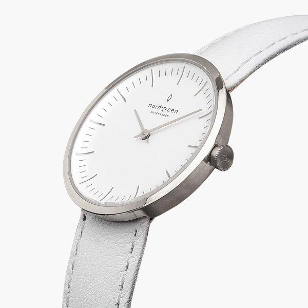Infinity 灰色表带手表