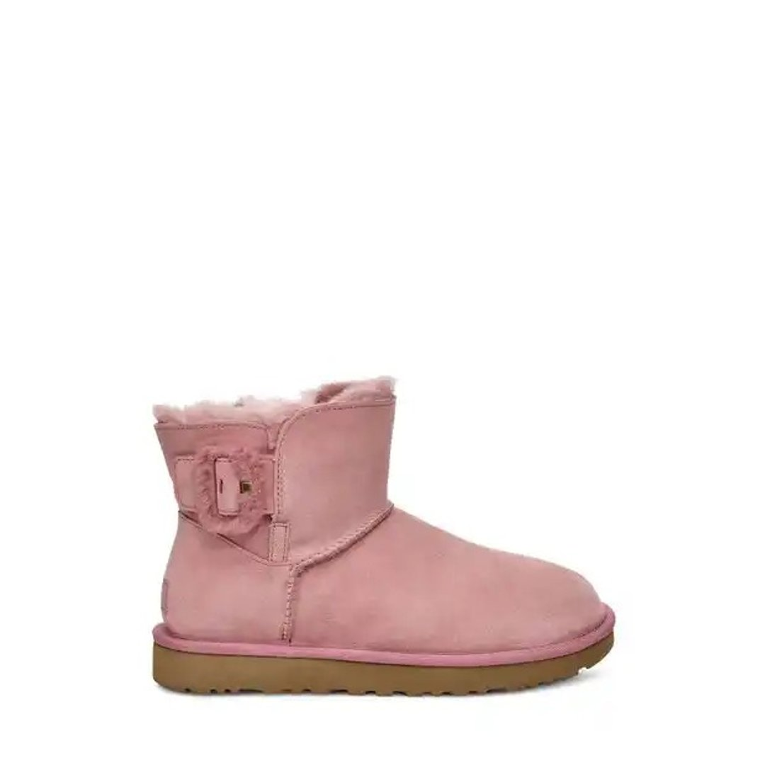 短款雪地靴