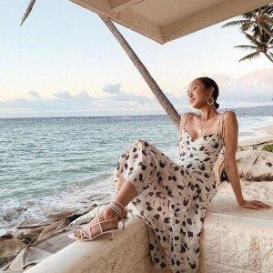 低至6折 海岛浪漫婚礼就缺这一件Nordstrom 小清新美裙热卖,Alice+Olivia、Reformation