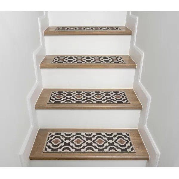 楼梯防滑垫13件