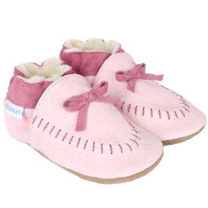 Robeez满$50减$10女婴学步鞋