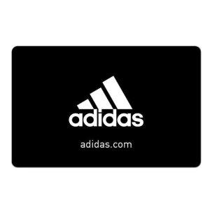 $50Adidas.com $50 + $15 Gift Card