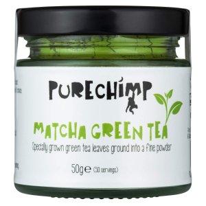 purechimp抹茶粉