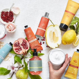 Up to 40% offSelect Holiday items and Gift Sets @ Crabtree & Evelyn
