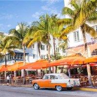 <4天>佛州东海岸:迈阿密精华全览+西礁岛+大沼泽公园+西棕榈滩,全程含早