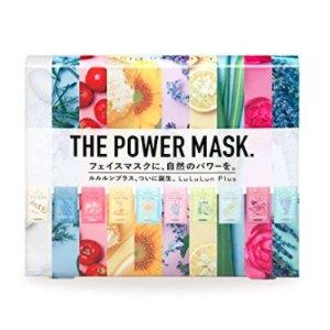 $14.8 / RMB99LULULUN The Power Mask 面膜套盒 10枚入 特价