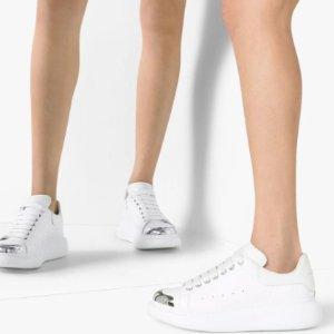 $870(原价$1070)凑单推荐:麦昆新款小白鞋 + Off White 潮人必备袜子