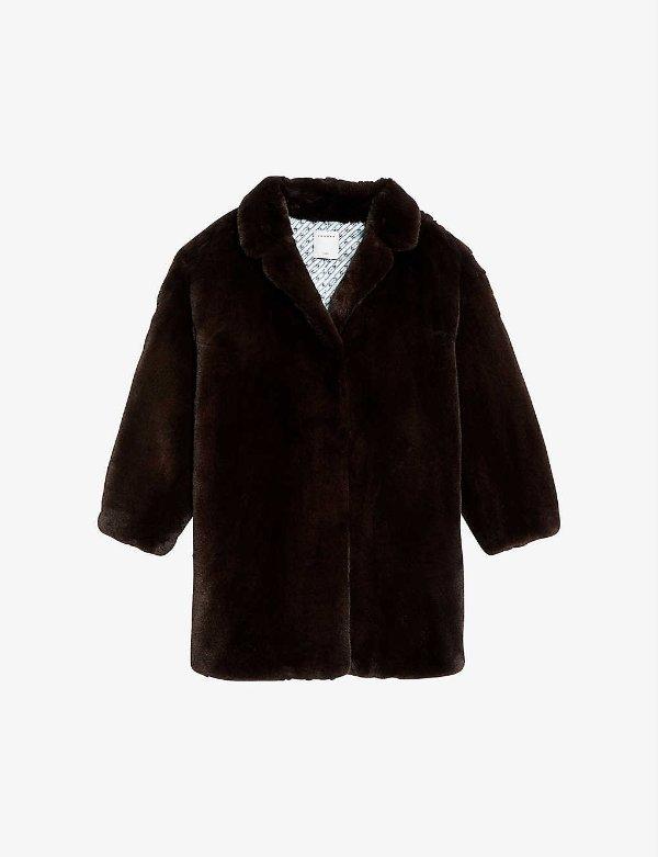 泰迪熊大衣
