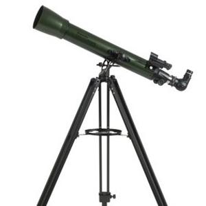 $79.99(原价$129.99) 6.2折黑五价:Celestron 星特朗 70AZ 折射式天文望远镜