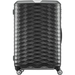 SamsonitePolygon Hard Spin:Lge:Black:75cm 5kg 行李箱