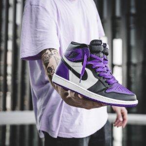 Buy & SellJordan 1 Retro High Court Purple @ StockX