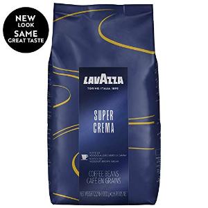 $19.5 免邮Lavazza Super Crema 中等烘培咖啡豆 2.2磅