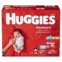 Huggies 新生宝宝尿布+湿巾礼盒