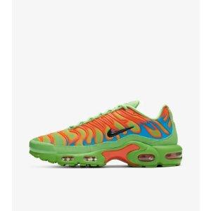 NikeMean Green色联名鞋