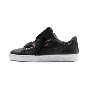 Puma黑色运动鞋