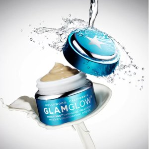 Free Full-Size Dreamduowith $59 THIRSTYMUD™ HYDRATING TREATMENT Purchase @ Glamglow