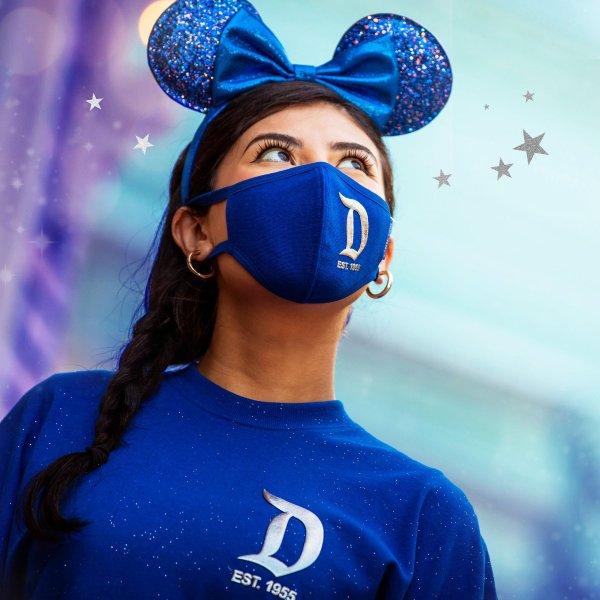 Disneyland主题 口罩1个,儿童到成人码全