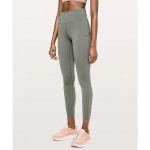 Lululemon瑜伽裤