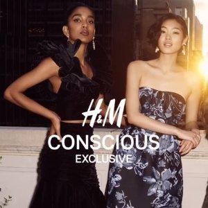 时尚与环保并存H&M Conscious系列精选女装首饰抢鲜热卖