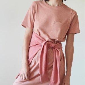 新会员首单9折+免邮上新:EVERLANE 女士美衣美裙抢险热卖 $28收针织POLO衫