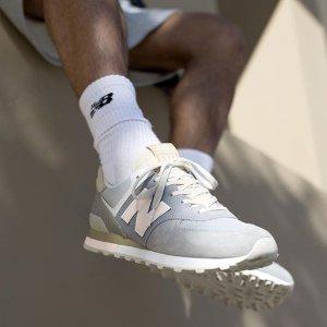 $22起New Balance 运动鞋促销,余文乐大爱品牌