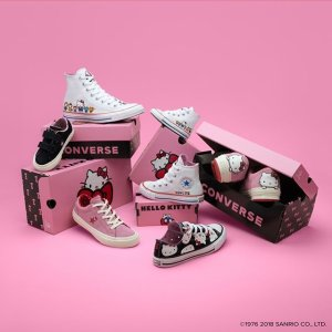 55221d6bf1b2 Converse x Hello Kitty  Tillys From  9.99 - Dealmoon
