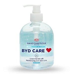 店取仅$0.25/瓶白菜价:Office Depot 多款免洗洗手液促销 收BYD、Germ-X等