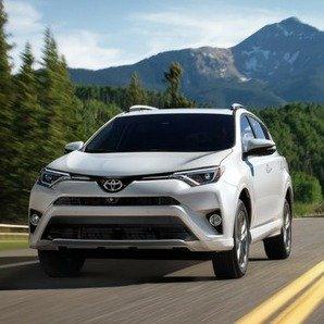 稳定耐用 年轻流畅2018 Toyota RAV4 城市SUV