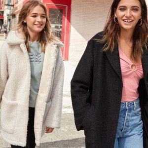 Member Prices Up to 40% OffEnding Soon: H&M Selected Styles Winter Coat on Sale $5.99 Get Jeans