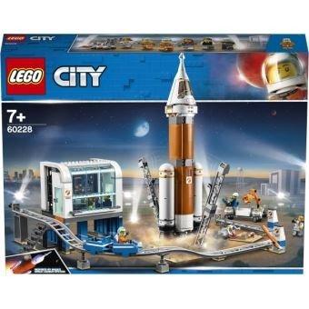 深空火箭发射控制中心
