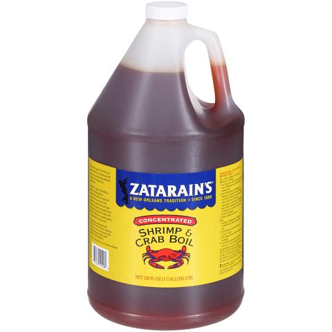 $17.14Zatarain's Concentrated Shrimp & Crab Boil, 1 gal