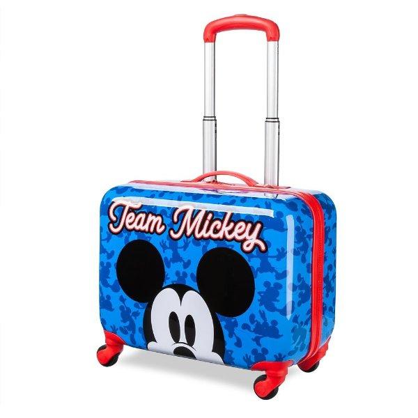 米奇图案行李箱,小号
