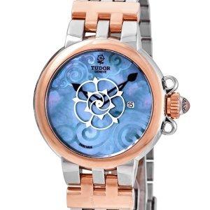 55% Off + Extra $50 OffDealmoon Exclusive:TUDOR Clair de Rose Automatic Ladies Watch
