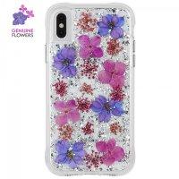 Case-Mate Karat Petals Purple iPhone Xs Max